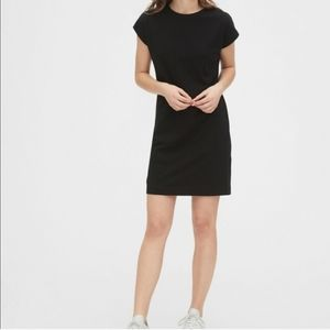 H&M Basic Black TShirt Dress